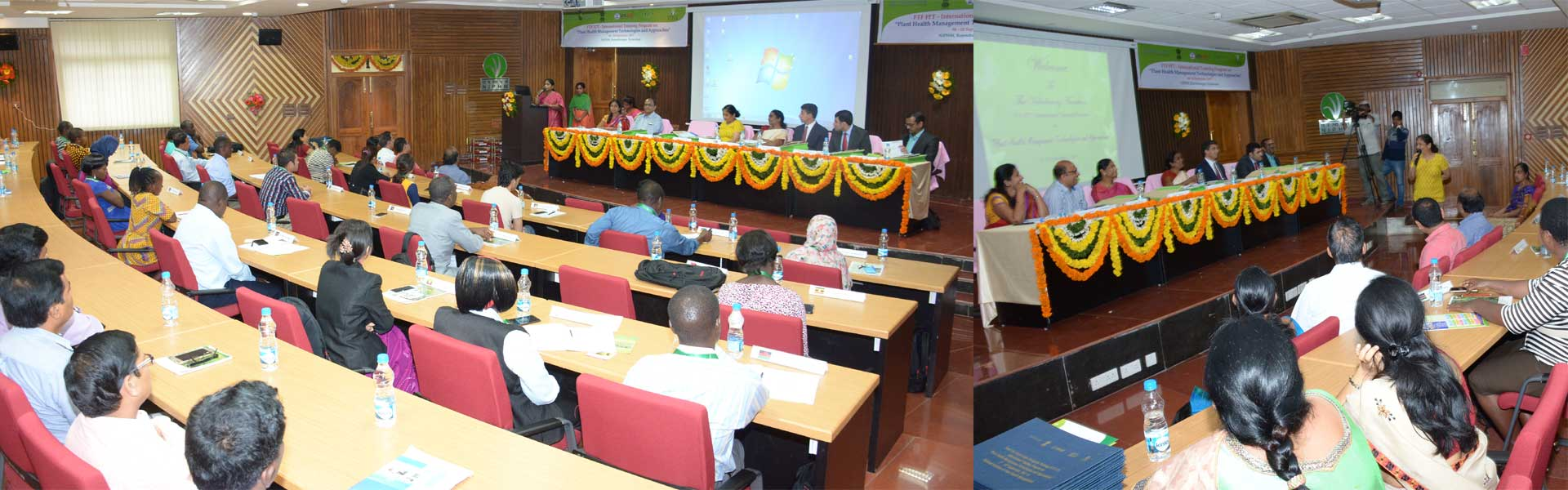 FTF ITT Valedictory at NIPHM